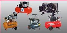 Electrische Zuiger-compressoren