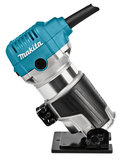 Makita RT0700CX3J 230 V Boven- en kantenfrees Met diverse voeten, in Mbox_
