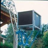 Apache, Little Jumbo Ladderlift, standaard hoogte 10.40-Mtr. 230V _