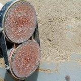 Rokamat 20824, set á 4st. 200mm Silicium-carbide schuurschijven K-24   _