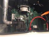 40-KVA Diesel-stroomaggregaat, 230/400V in super geluidgedempte kast._
