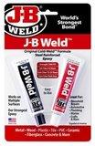 JB-Weld Thuispakket, 3x 2-componenten koudlasmiddelen + Ontvetter voor in-, en om uw woning._