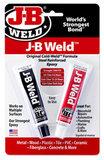 TRIO-PACK, JB-Weld Autoweld, art.nr:8265, 2x 28,4Gr. 2-componenten koudlasmiddel + Ontvetter._