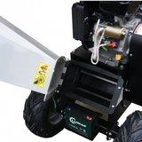 Lumag hakselaar type  HC1500-EWNL met electrische gestarte Benzine motor._