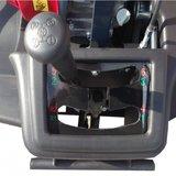 Lumag mini rupsdumper met Honda motor MD350GX_