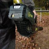 DEPA / Greenworks 82 Volt accu bladblazer GC82BLK5 (Incl. 5-AH Accu & Lader)_