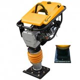 Lumag 4-Takt, Benzine Trilstamper VS80CM met versmalde voet_