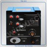 DEPA MIG/MAG CO2 Las apparaat TW-210_