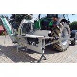 Lumag zaagkloofmachine SSA400Z, met aandrijving door aftak-as_