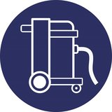 Starmix NSG basis ADL-1232 EHB met gratis waterfilter en losse FBV 21 filterzak_