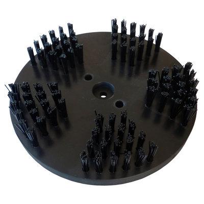 Rokamat 22500, set á 2st. 200mm Universele Nylon/Staal-borstel schijven