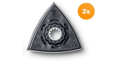 Fein Starlock, Origineel Fein Driehoek steunplateau, geperforeerd tbv Multimaster & Bosch