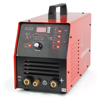 DEPA Astor 200 AC/DC SQW Tig-lasapparaat 200-Amp. / 230V
