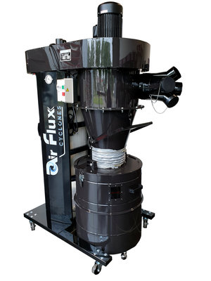 AirFlux cycloon stofafzuiging T3000CK-HD- 3x400V