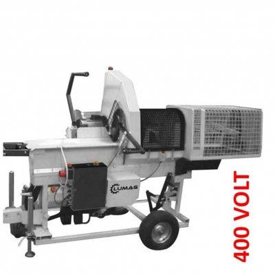 Lumag zaagkloofmachine SSA300 met 400V motor