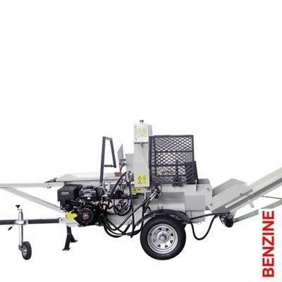 Lumag Zaag-Kloofmachine SSA400G met Benzine motor