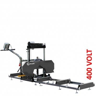 Lumag Electrische Balken-, Plankenzaagmachine BSW-66