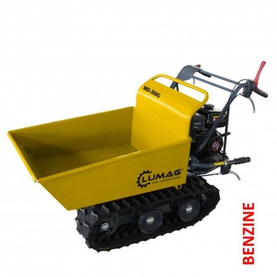 Lumag mini rupsdumper MD300G