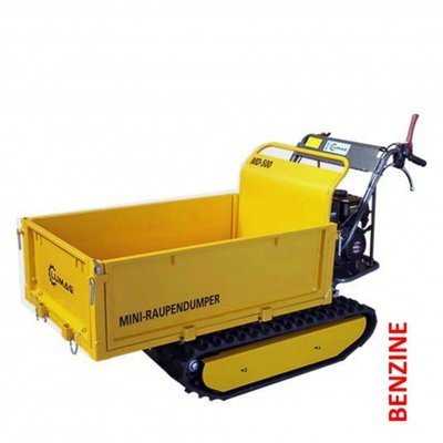 Lumag mini rupsdumper MD500