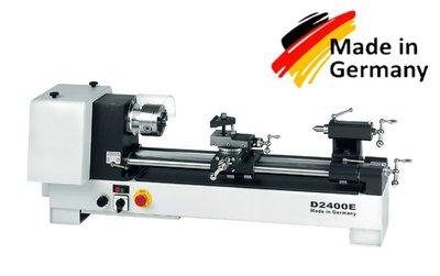Wabeco Draaibank D2400E Incl. 3-klauwpl. ø 100 mm, 500-mm Tdc