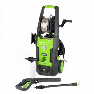 DEPA / Greenworks Hogedrukreiniger GPWG3, 120-Bar 230V