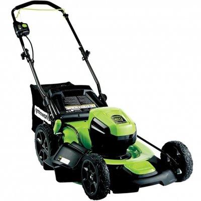 DEPA / Greenworks 60 Volt accu grasmaaier GD60LM46HPA, 46-CM zonder Accu & Lader