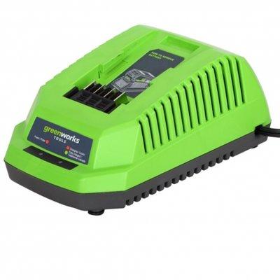 Greenworks 40 Volt Accu Lader G40C