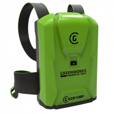 DEPA / Greenworks 82 Volt Lithium Ion-accu Back-Pack GC82BP 82V, 12,5-AH