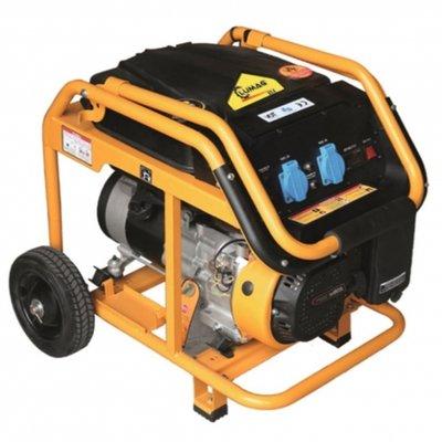 DEPA / Lumag generator-aggregaat G3E
