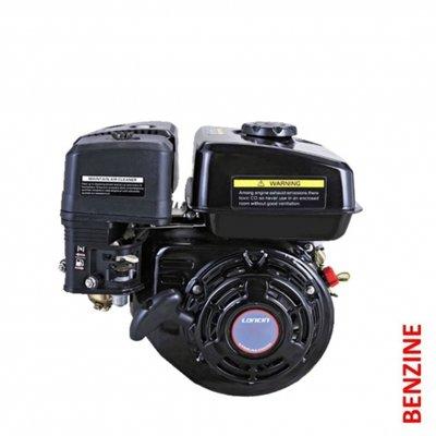 DEPA / Universele 6,6-PK 4-takt Benzine motor Loncin G200FS