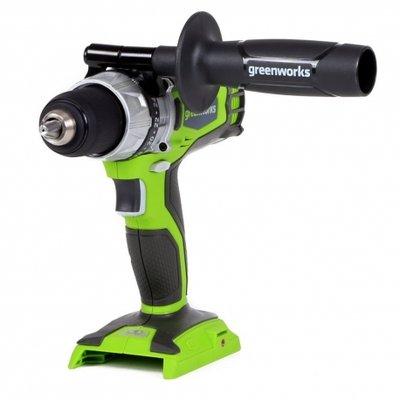 Greenworks 24 Volt Accu Schroef-boormachine GD24DD, Excl. Accu & Lader