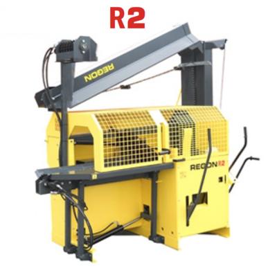 Hydraulische Hout Zaag-, Kloofmachine Regon R2 met PTO koppeling