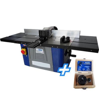 DEPATOOLS Tafelfreesmachine TT40E