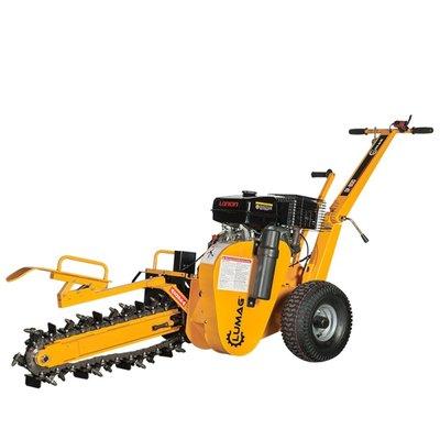 Depatools / Lumag grond sleuvenfrees GF-800