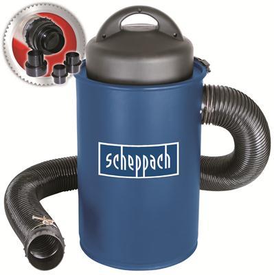 SCHEPPACH COMPACTE STOFAFZUIGING HA1000
