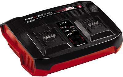 Einhell PXC-Duo Acculader, Power X-Change 18V serie (snellader)