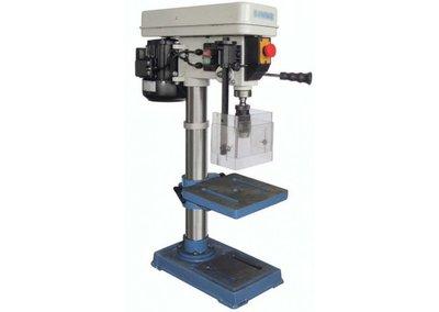 Kolom-boormachine model CH 16 NF, Degelijke machine, vloermodel met een capaciteit van 16-mm