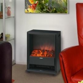 Barcelona Fireplace sfeerhaard, 3-standen 0 - 1.000W - 2.000-W, staand model