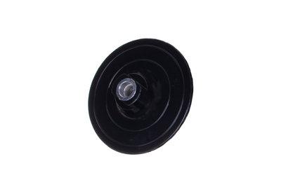 Depa Steun-pad 125-mm met klitteband opname met M-14 binnenschroefdraad