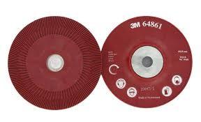 3M opnameschijf 125-mm tbv fiberschuurschijven uit de Cubitron serie met M14-moer