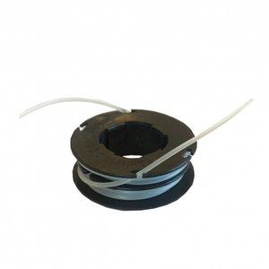 Nylon draadspoel artikel nr. SP2111KOP voor GD40BC 40 volt trimmer-bosmaaier.