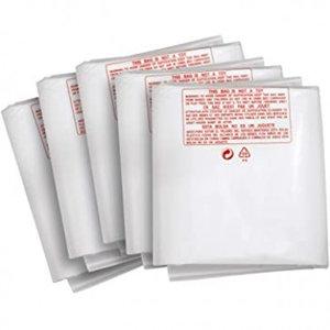 PVC restzak voor filter AirFlux 2000 modellen