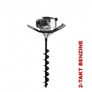 Krachtige 1-persoons grondboormachine max. diameter 300mm