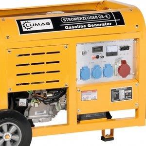DEPA / Lumag generator-aggregaat G8E