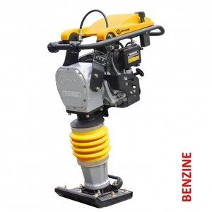 Lumag 4-Takt Benzine Trilstamper VS80S