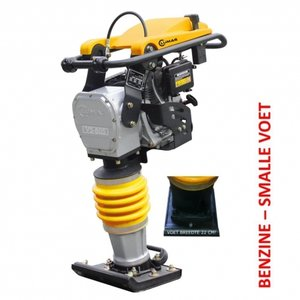 Lumag 4-takt, Benzine Trilstamper VS80SM met smalle voet