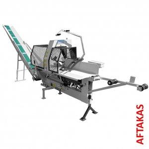 Lumag zaagkloofmachine SSA400Z, met aandrijving door aftak-as