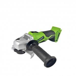Greenworks 24 Volt Accu haakse slijper G24AG