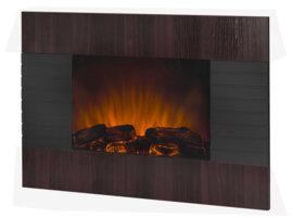 Harstad Fireplace sfeerhaard, 3-standen 0 - 1.000W - 2.000-W, hangend wandmodel