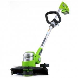 Greenworks 24 Volt Accu Trimmer en Kantensnijder G24LT30M